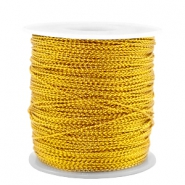 Trendy cord metal style wire 0.5mm Gold