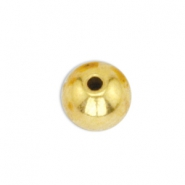 Beadalon Memory wire end caps 3mm Gold