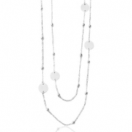 Stainless steel jewellery Stainless steel necklaces
