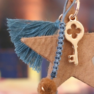 Inspirational Sets Charms from DQ leather