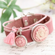 Inspirational Sets The best bracelets with cameo cabochons
