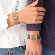 Inspirational Sets His and hers! Designer Quality leather bracelets
