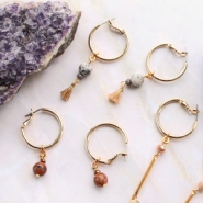 Inspirational Sets Watch the trend: jewellery with natural stone beads