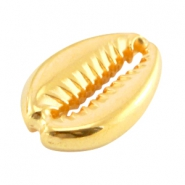 DQ metal shell connector Gold (nickel free)