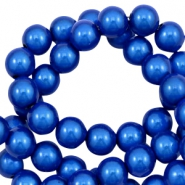 Miracle 3D beads 6mm Cobalt Blue